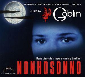 Non Ho Sonno (Sleepless) (Original Soundtrack) [Import]