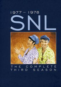 Saturday Night Live: The Complete Third Season