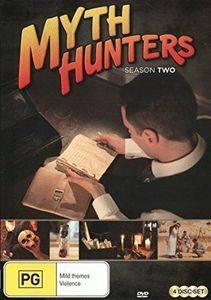 Myth Hunters Season 2 [Import]
