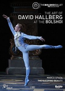 Art of David Hallberg at the Bolshoi