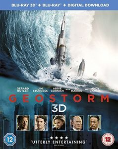 Geostorm (2018) (3D + 2D) [Import]