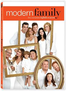 Modern Family: The Complete Eighth Season