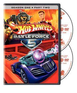 Hot Wheels Battle Force 5: Season 1