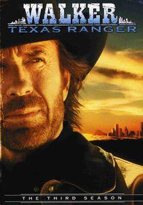 Walker Texas Ranger: The Complete Third Season