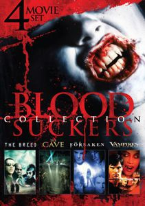 Bloodsuckers Collection: 4-Movie Set