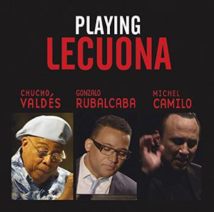 Playing Lecuona (Original Soundtrack) [Import]