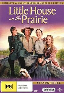 Little House on the Prairie-Season 3 [Import]