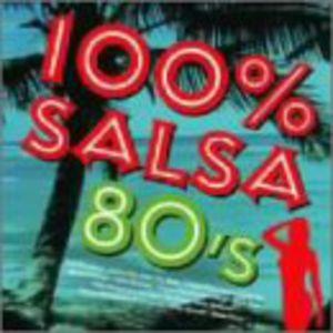100% Salsa 80's [Import]