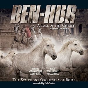 Ben-Hur (Original Soundtrack) [Import]