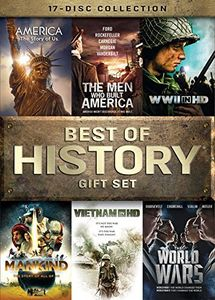 The Best of History Gift Set