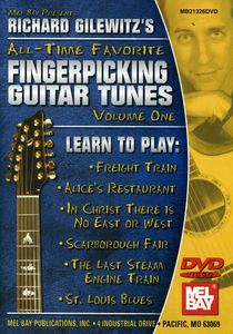 Richard Gilewitz: All-Time Favorite Fingerpicking Tunes