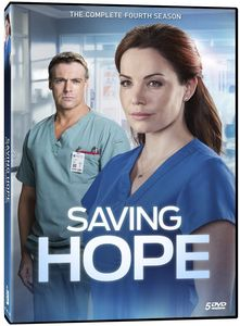 Saving Hope: The Complete Fourth Season