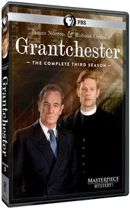 Grantchester: The Complete Third Season (Masterpiece)