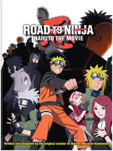Naruto Shippuden Road to Ninja: The Movie 6