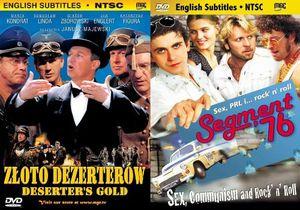 Big Bad Boguslaw: Segment '76 /  Deserter's Gold