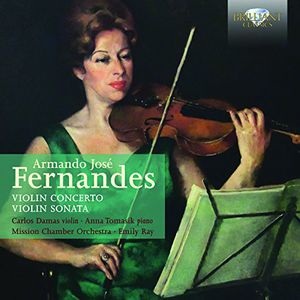 Violin Cto & Violin Sonata
