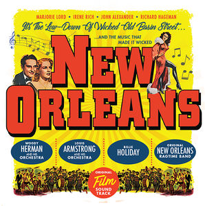 New Orleans (Original Soundtrack) [Import]