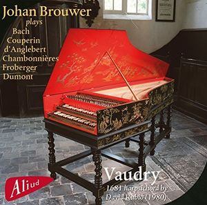 Vaudry: 1681 Harpsichord