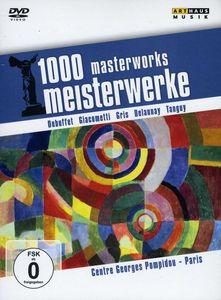 1000 Masterworks: Centre Georges Pompidou Paris