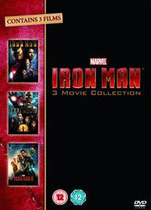 Iron Man 1-3 [Import]