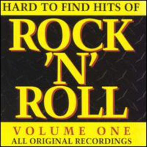 Hard to Find Hits of Rock & Roll 1 /  Various