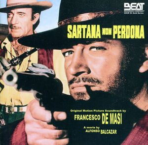Sartana Non Perdona (Sartana Does Not Forgive) (Original Soundtrack) [Import]