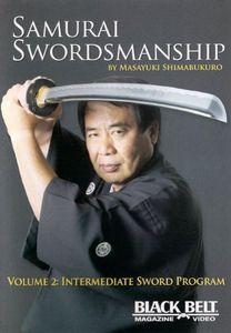 Samurai Swordsmanship 2: Intermediate Sword Progra
