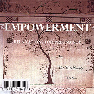 Empowerment-Relaxations for Pregnancy