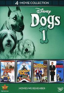 Disney Dogs 1: 4-Movie Collection