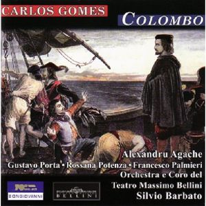 Colombo Symphonic Poem in 4 Parts