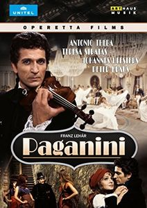 Lehar: Paganini
