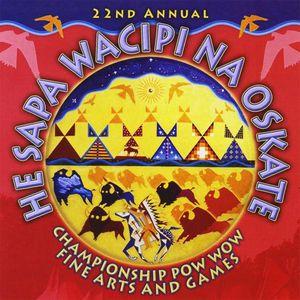 He Sapa Wacipi: Black Hills Powwow 08 /  Various