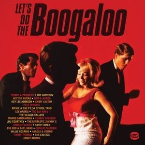 Let's Do The Boogaloo /  Various [Import]