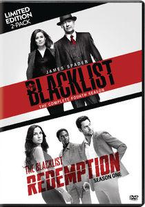 The Blacklist: Season Four /  Blacklist Redemption: Season One