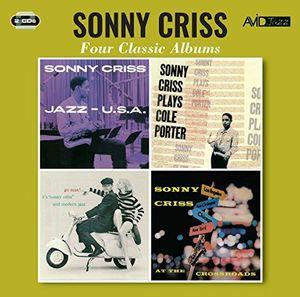 4 LPS - Jazz USA /  Plays Cole Porter /  Go Man