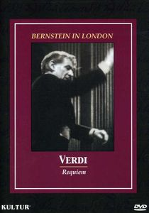 Bernstein in London: Verdi Requiem