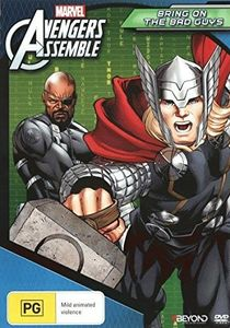 Avengers Assemble: Bring on the Bad Guys [Import]