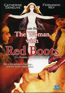 The Woman With Red Boots