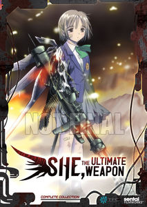 She the Ultimate Weapon