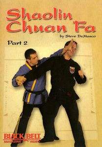 Shaolin Chuan Fa Fighting: Volume 2