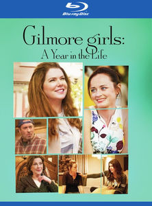 Gilmore Girls: A Year in the Life , Lauren Graham