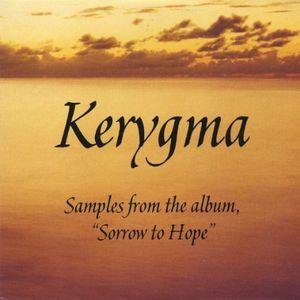 Kerygma-Sorrow to Hope Sampler