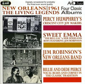 Crescent City Joymakers /  Robinson's New Orleans Band /  Bell Gal