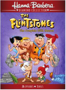 The Flintstones: The Complete Fifth Season