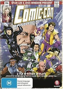 Comic-Con Episode Iv: A Fan's Hope [Import]