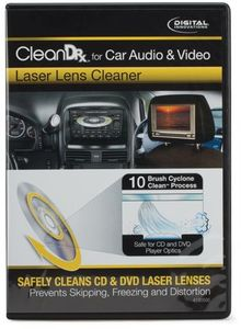 DI 4190500 CLEANDR FOR CAR AUDIO & VD LSR LENS C