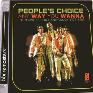 Anyway You Wanna: People's Choice Anthology 1971-1981 [Import]