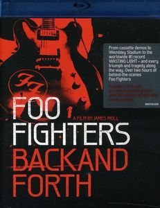 Foo Fighters: Back and Forth [Import]