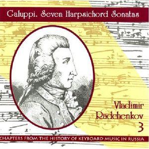 Seven Sonatas for Harpsichord