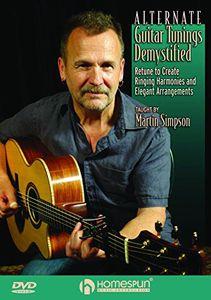 Alternative Guitar Tunings Demystified